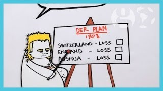 Germany at the World Cup | Animated Histories