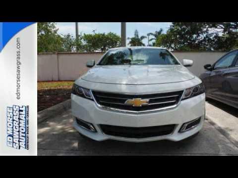 Used Chevrolet Impala Sunrise FL Miami FL GA SOLD - Ed morse sawgrass car show