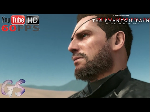 Haircut & XOF Stormtroopers MOD I Metal Gear Solid V: The Phantom Pain