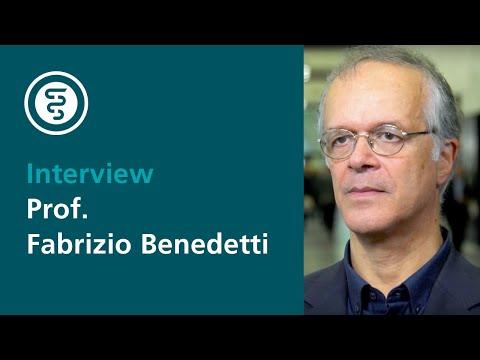 Prof. Fabrizio Benedetti im Interview(Englisch)