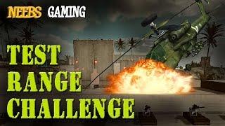 Test Range Challenge - Battlefield 4