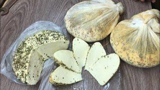 Доработка сыра в коптильне с приправами РЕЦЕПТ ВКУСНОГО СЫРА