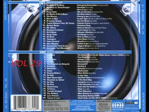 DJ NETWORX Vol.29 CD1 (free Download MP3)