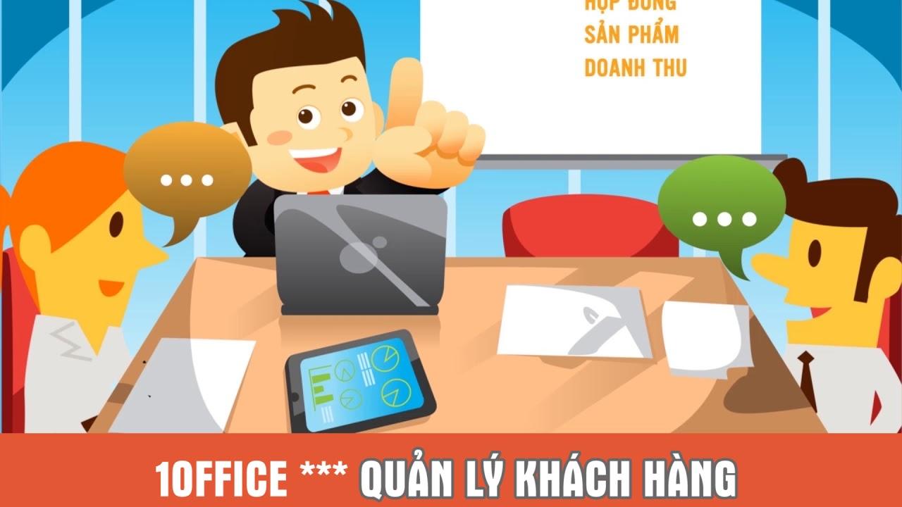 Phần mềm quản trị doanh nghiệp | 1Office