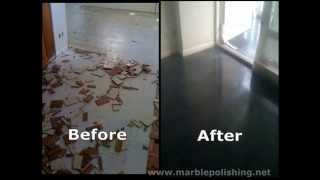How to Fix Scratches and Dull Spots on Marble in Boca Raton