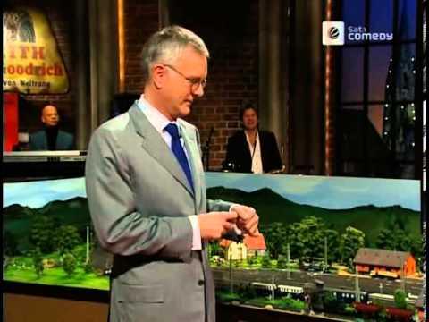 Die Harald Schmidt Show - Folge 1018 - 2001-12-19 - Nürtinger Bahnhof, Nummer 19
