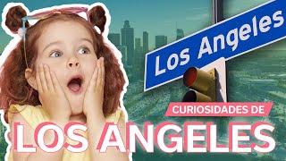 20 Curiosidades De Los ángeles Conoce La Ciudad De Los Sueños Youtube