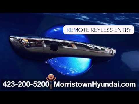 2017 Blue Hyundai Elantra SE Knoxville, TN - Electronic Brake-force Distribution, Morristown Hyundai