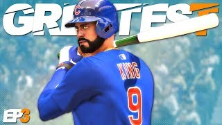 PASSING SOME OF THE GREATEST HOME RUN LEGENDS! | MLB The Show 18 SS RTTS | EP3