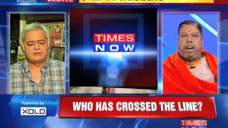 The Newshour Debate: The PK Debate: Who Crossed The Line? - Part 2 (29th Dec 2014)