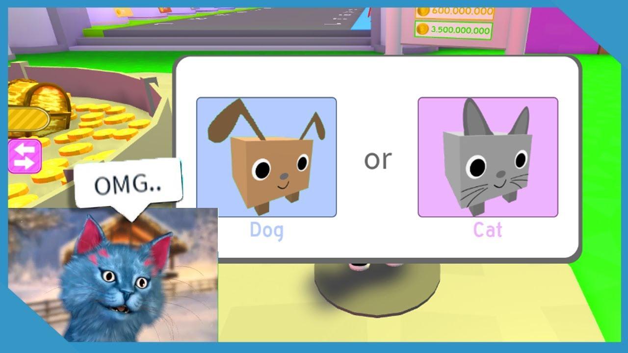 Noob VS Roblox Pet Simulator