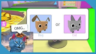 Noob VS Roblox Pet Simulator