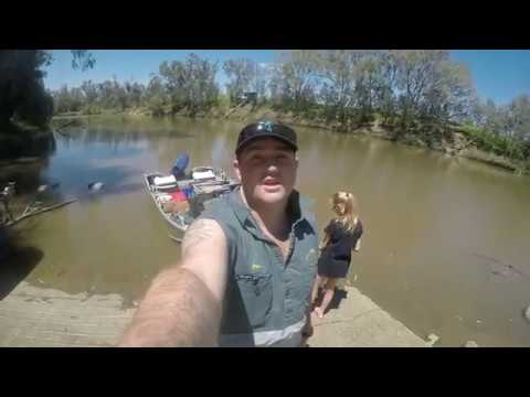 Goondiwindi Fishing Trip Oct 2017