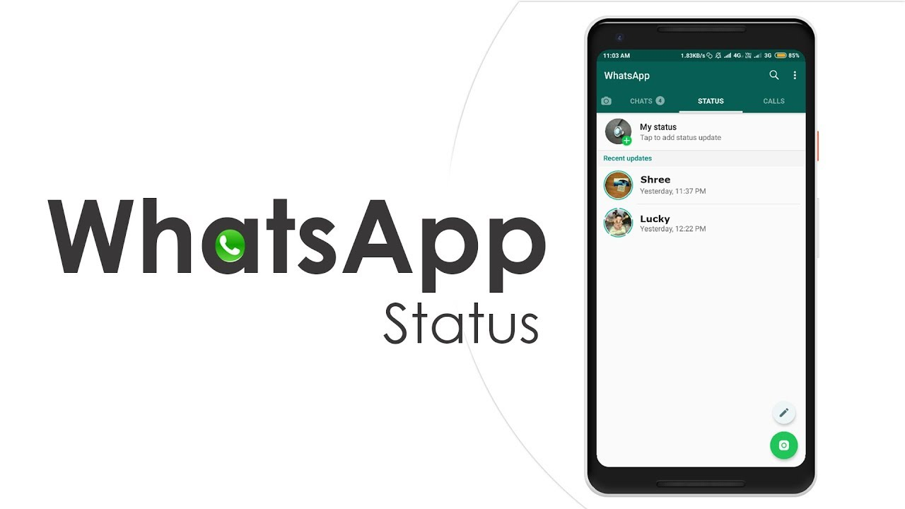 How To Download WhatsApp Status of Anyone on Android [Hindi]