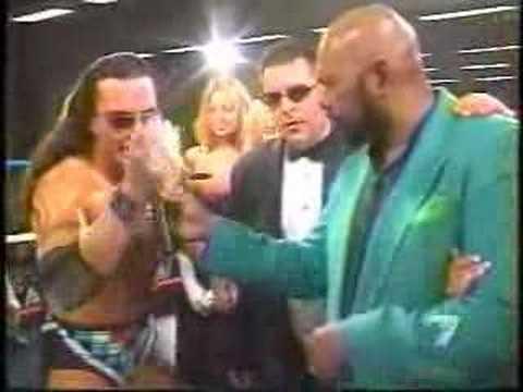 Wavell Starr Promo - Stampede Wrestling