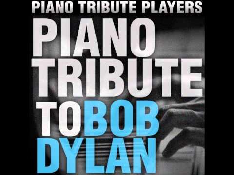 Like a Rolling Stone -- Bob Dylan Piano Tribute