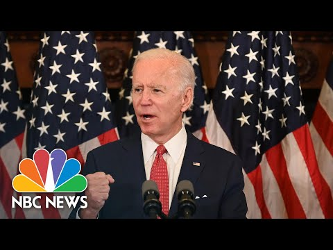 Biden: 'Moment Has Come For Our Country To Deal With Systemic Racism' | NBC News NOW