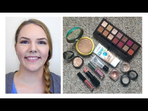 Makeup Use Up 2018 Update #1