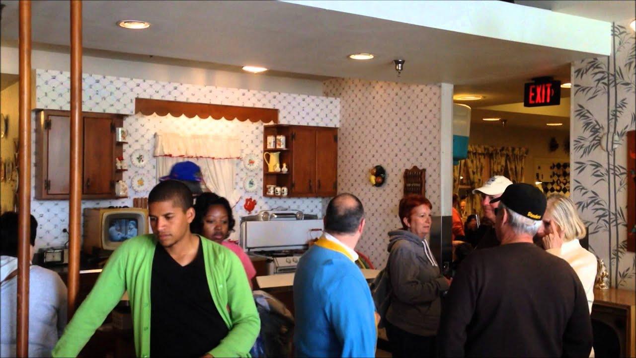 Image result for 50's prime time café orlando fl