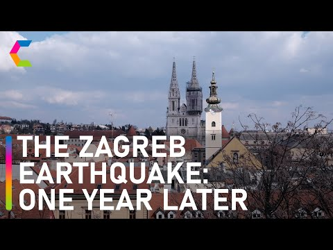 The Zagreb Earthquake 2020: One Year Later
