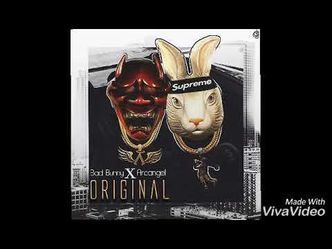 Arcangel Ft Bad Bunny - Original