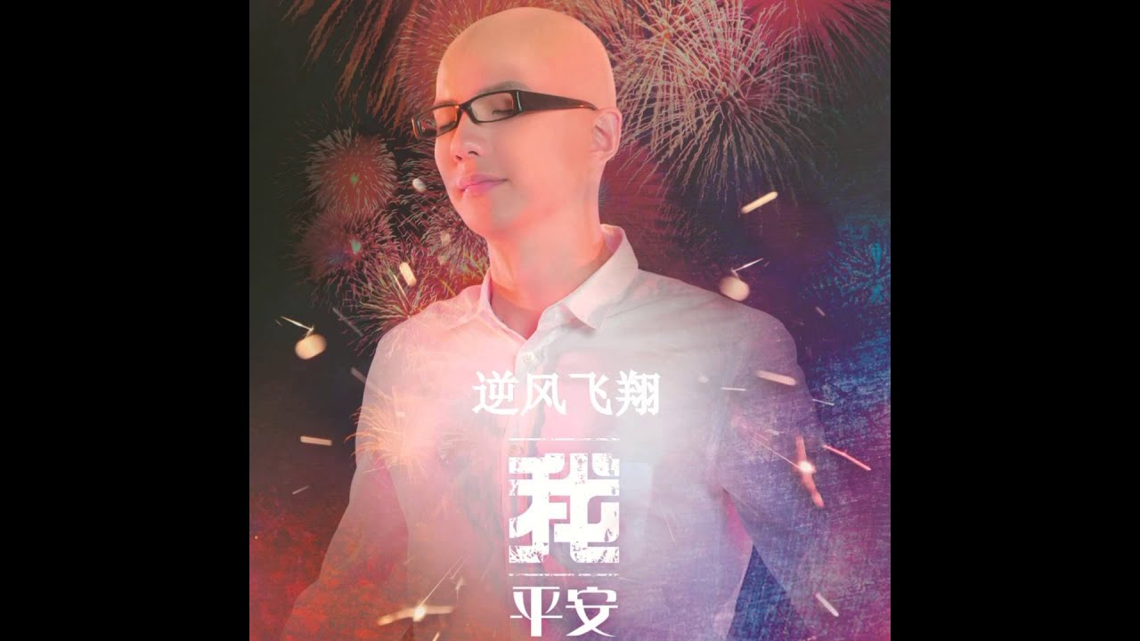 Ping An《I》2015 CD 08《Flying Against The Wind》/平安《逆风飞翔》/Anson Ping