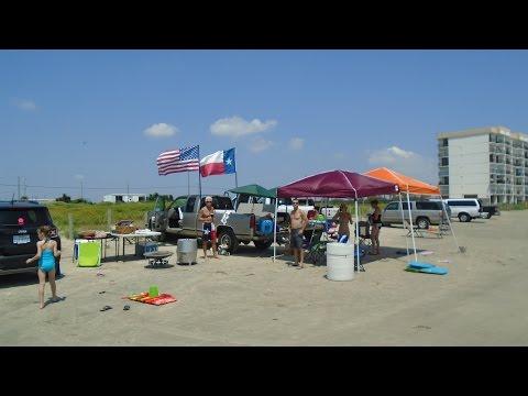 MY FAVORITE BEACH IN GALVESTON, TX