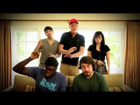 Pentatonix sings come take my hands by (beyonce)