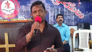 Aradhana Stuti Aradhana Telugu Christian Song Bro.Anand