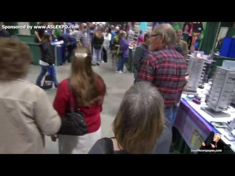 ASL Expo 2013 at St. Charles, Missouri