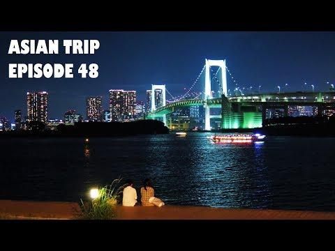 Japan Vlogs - Episode 23 : Odaiba, Joypolis, Themed Cafe, Alcatraz ER Restaurant, Cinnamoroll Cafe