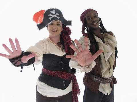 5aday Fitness: Pirate SingAlong