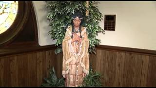 First Native American Saint about to be canonized