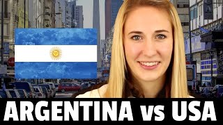 Foreigner REACTS to Argenтinian lifestyle | Argentina is...INCREDIBLE
