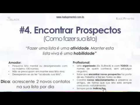 Trilha Black: Prospectar