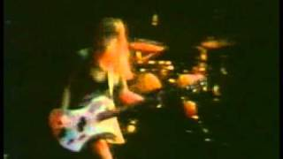 sonic youth, teen age riot (live - 1991:the year punk broke)