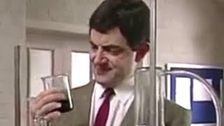 mr bean chemistry experiment