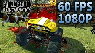 Carmageddon: Reincarnation | PC Gameplay | 60 FPS | 1080P