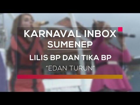 Lilis BP dan Tika BP - Edan Turun (Karnaval Inbox Sumenep)