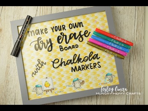 home-decor-project---making-my-own-dry-erase-board-using-chalkola-markers