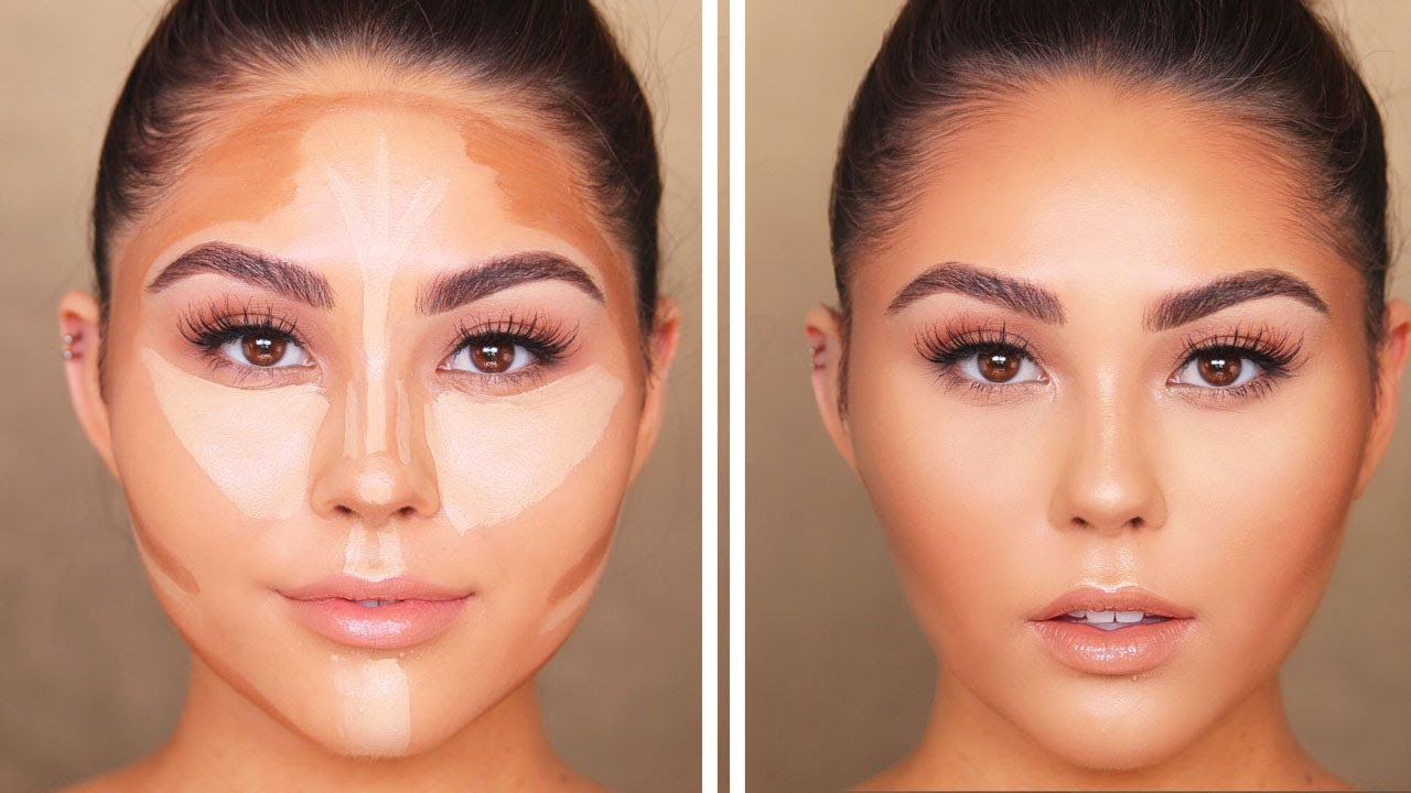 How To Contour & Highlight For Beginners