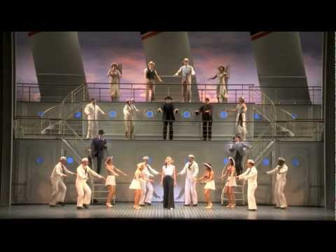 """Backstage at Broadway's """"Anything Goes"""""""