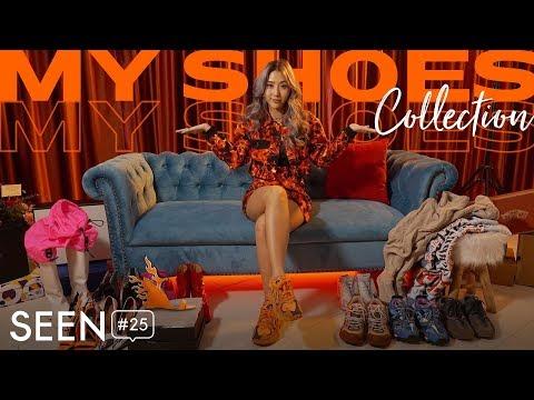 Tủ Giày Độc Lạ Của Shyn / My Shoes Collection | SEEN #25