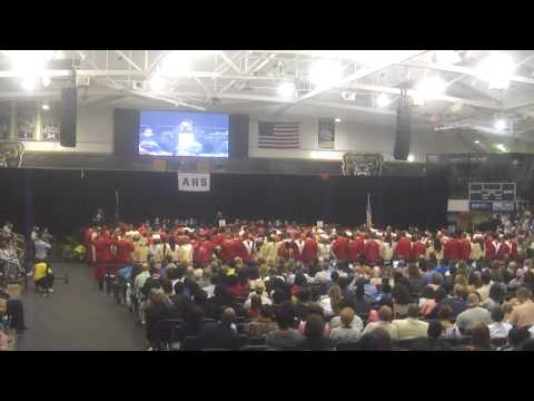 Troy Athens High School class of 2013 proclaimed as alumni