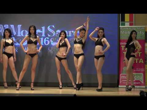 A1 Model Search 2016 - Behind the Scenes - Splendid China Mall - 20160605