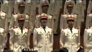 伏尔加河纤夫曲 Эй, ухнем! Song of the Volga Boatmen [汉语 Chinese version]