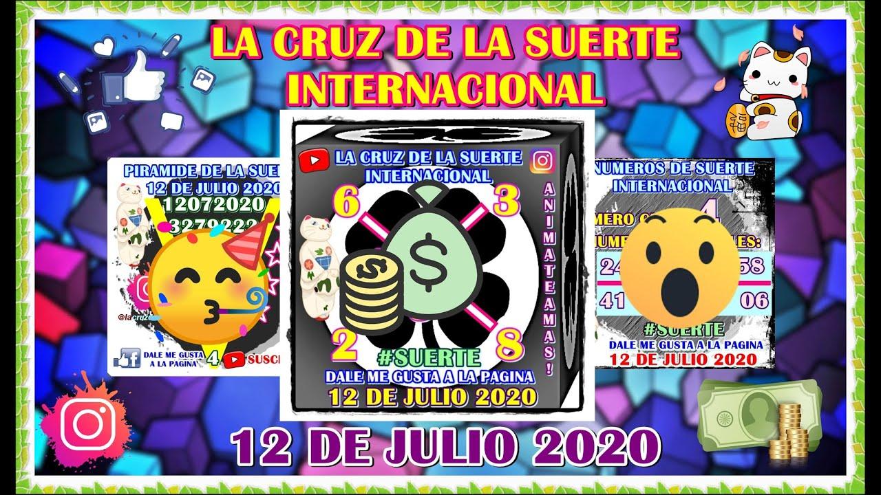 Cruz!! 12 de Julio 2020 - la cruz de la suerte