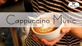Snow Sweet Cappuccino 따뜻한 커피를 즐기고 최고의 음악 듣기 #2