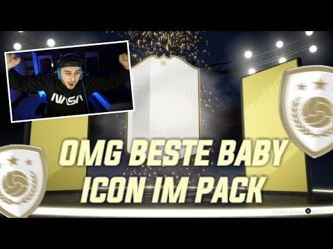 Fifa 19 | die heftigste Icon im Baby Icon Pack | OTW + Historic Icons Lightning Round | Serkan Isak thumbnail