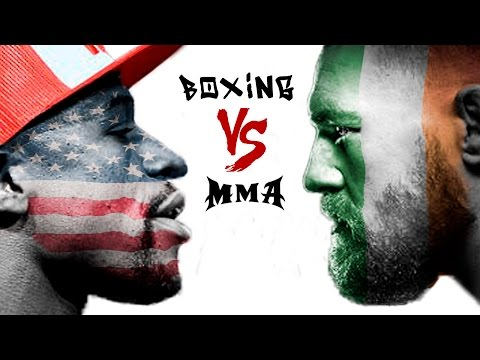 Floyd Mayweather vs Conor Mcgregor Promo | Boxing vs MMA
